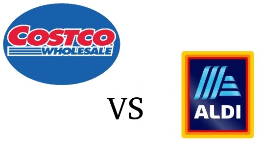 Costco vs Aldi Example