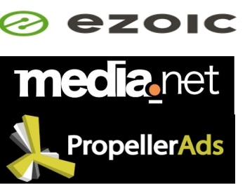 Best adnetworks for small websites