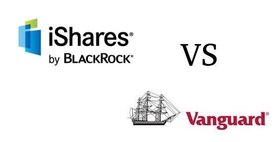 iShares ETF vs Vanguard ETF