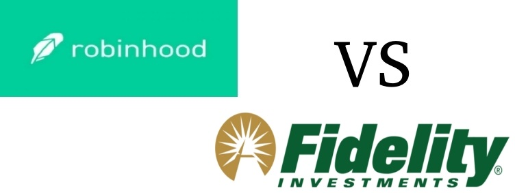 Robinhood vs Fidelity