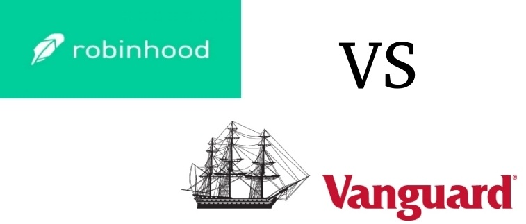 Robinhood Vs Vanguard
