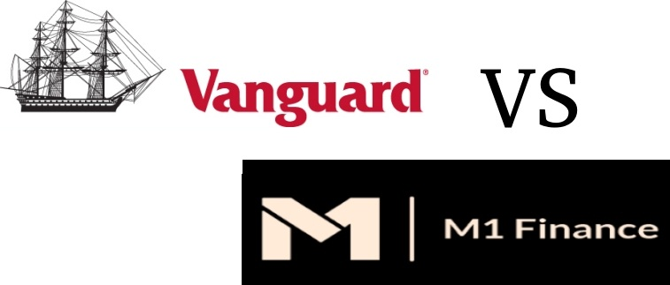 Vanguard vs M1 Finance