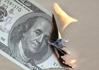 Dollar Collapse