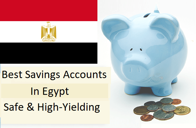 Best Savings Accounts Egypt