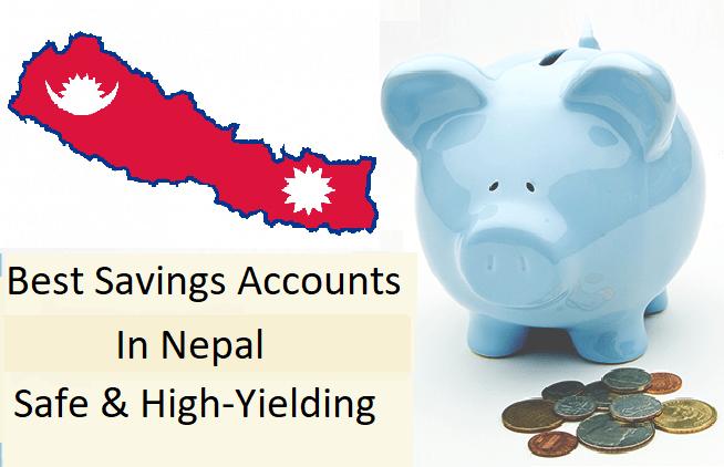 best savings account nepal