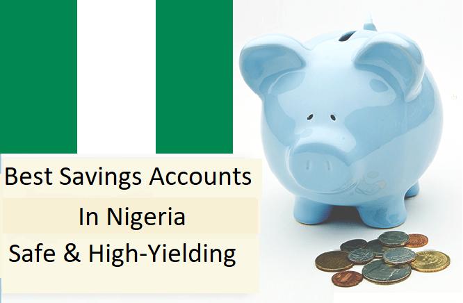 Best Savings Accounts Nigeria