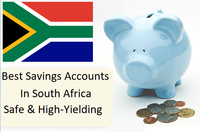 best savings accounts in South Africa