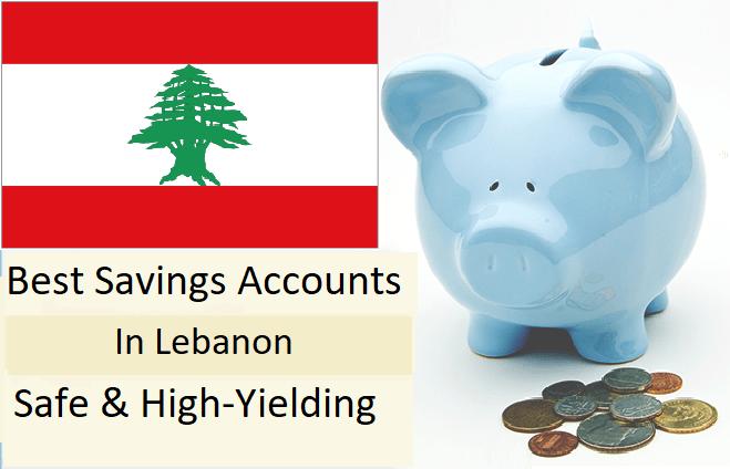 best savings accounts lebanon