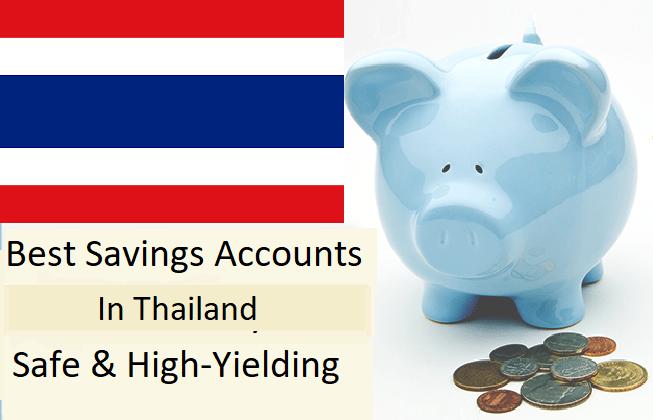 best savings accounts thailand