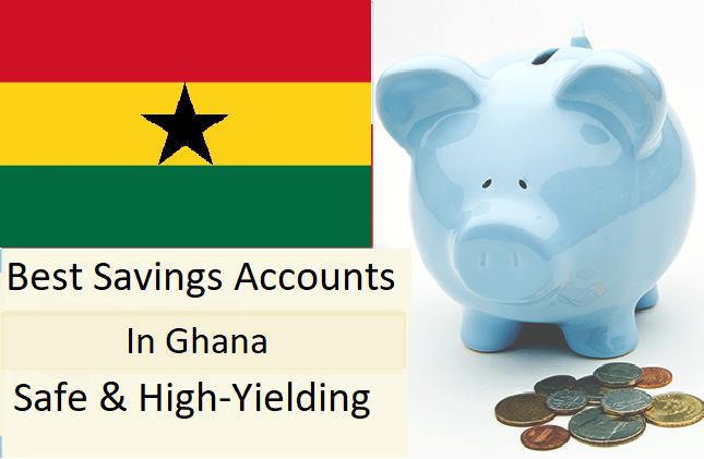 best savings accounts ghana