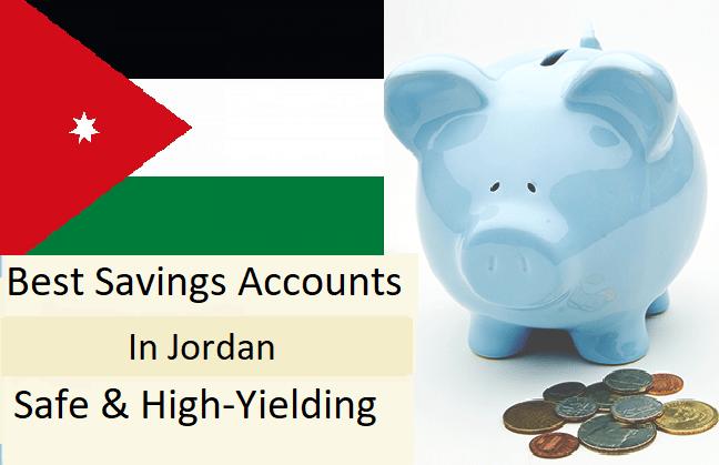 best savings accounts jordan