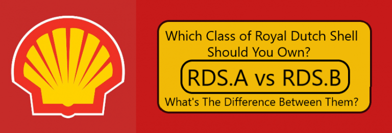 rdsa or rdsb better investment for us citizens dividend difference