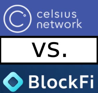 Celsius vs BlockFi compare