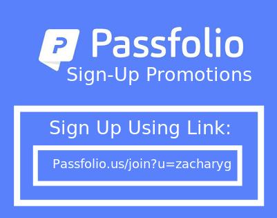 Passfolio Promo Code Referral Bonus Coupon