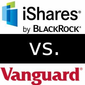 iShares ETFs vs Vanguard ETFs