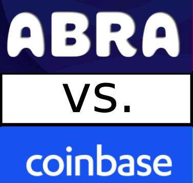 abra wallet vs coinbase