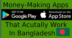 bangladesh money making app