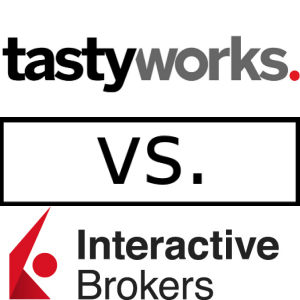 tastyworks vs interactive brokers comparison logo