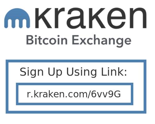 Kraken promotions referral code logo