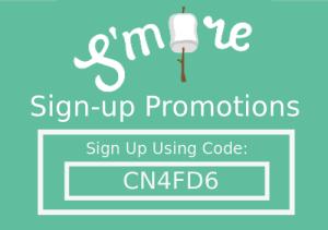 s'more app promo codes logo
