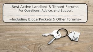 best landlord forums biggerpockets reddit housing rental forum image