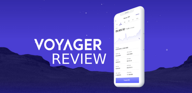 Voyager Crypto App Exchange Review Safe