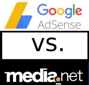 google adsense vs media net