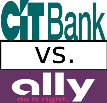cit bank vs ally bank
