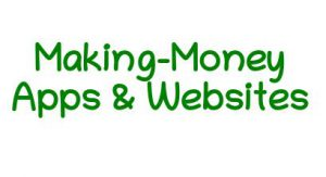 Money Making Apps and Websites Category
