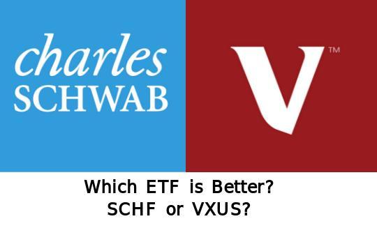 SCHF vs VXUS ETF Comparison