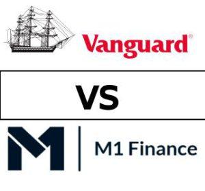 Vanguard vs M1 Finance Compare